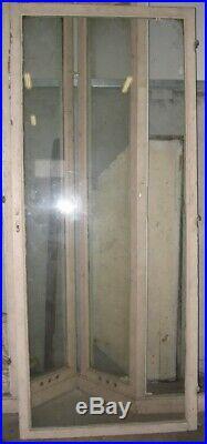 2 vitrines ancienne