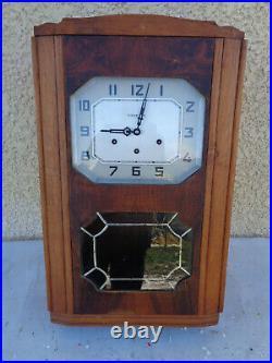 ANCIEN CARILLON VEDETTE NO ODO 5 TIGES 5 MARTEAUX N°48 horloge pendule