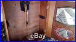 Ancien Carillon Art Déco Girod Morbier 8 Marteaux Westminster & Cloches Du Jura