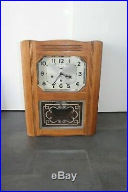 Ancien Carillon Westminster Morbier Romanet 10 Marteaux 4 Airs, No Odo