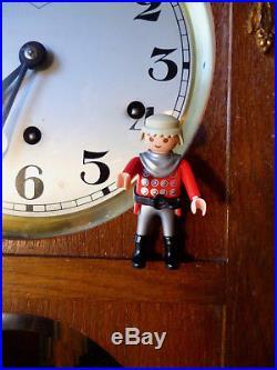 Ancien Carillon Westminster Vedette 8 Tiges 8 Marteaux