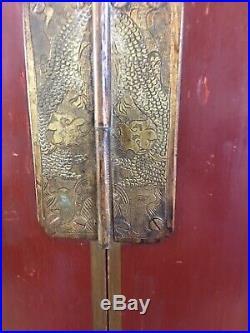 Armoire Chinoise Autour De 1900