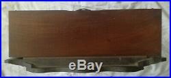 BELLE Caisse bois pour carillon ODO n°24 2 air 2/2