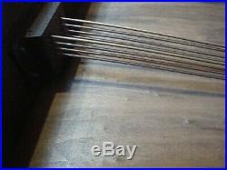 Beau carillon identique ODO 2 mélodies 8 tiges 8 marteaux qui fonctionne