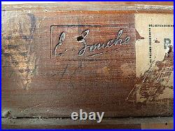 CADRE 1940 MONTPARNASSE ART DECO signé E BOUCHE 55 x 38 cm 10P FRAME Ref C302