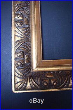 CADRE ANNEES 1920 1940 ART DECO 73 x 54 cm 20P FRAME Ref C761