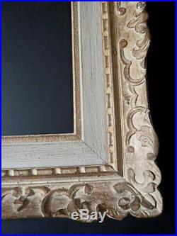 CADRE ANNEES 1930 1950 MONTPARNASSE ART DECO 46 x 38 cm 8F FRAME Ref C455