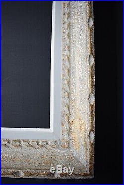 CADRE ANNEES 1940 1950 ART DECO 61 x 46 cm 12P FRAME Ref C717