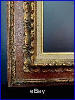 CADRE ANNEES 40 MONTPARNASSE ART DECO 50 x 33 cm FRAME Ref C365
