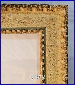 CADRE A CASSETTA 3F NO MONTPARNASSE ART DECO 27 x 22 cm FRAME Ref 3 F 47 F3 n