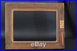 CADRE ancien tableau1930 signé E BOUCHE MONTPARNASSE ART DECO 47 x 34 8P FRAME