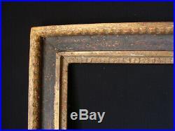 Cadre Art-déco en bois années 20-30