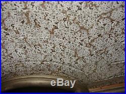 Cadre encadrement Art Déco pele mele ancien Bel état old frame bois et plâtre