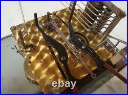 Carillon 10 tiges 10 marteaux. 2 AIRS AVE MARIA. Equivalent ODO. Bon état
