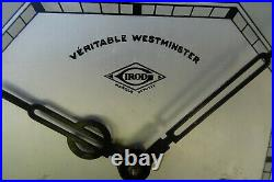 Carillon 36 8 tiges 8 marteaux Westminster 2 sonneries clock