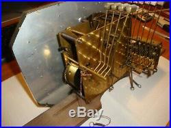 Carillon 4 AIRS 10 tiges 10 marteaux Romanet (odo) qui fonctionne très bien