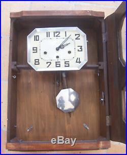Carillon Art Deco Veritable Westminster Bc Paris 8 Tiges 8 Marteaux Mélodies