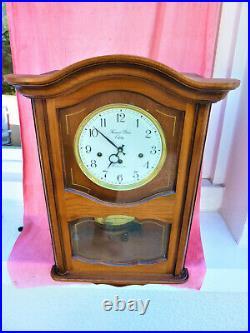 Carillon François Désiré Odobez Westminster odo 8 marteaux pendulum clock reloj