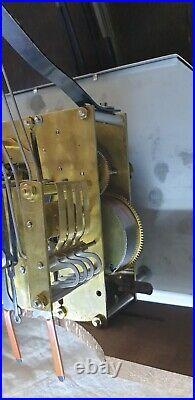 Carillon Morbier Romanet Westminster Art Déco 8 Tiges 8 Marteaux. Style Odo