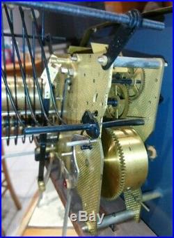 Carillon ODO 11 marteaux 6 tiges gros rouleau 2 air testé envoi international
