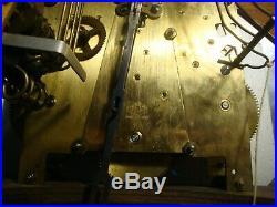 Carillon ODO 30 en parfait état de fonctionnement 6 tiges et 8 marteaux