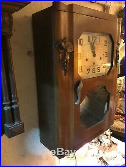 Carillon ODO Westminster N° 30 8 marteaux 6 Tiges fonctionne