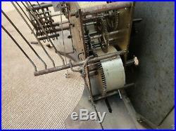 Carillon ODO art déco 6tiges 8 marteaux en état de fonctionnement