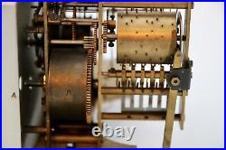 Carillon Odo N°36 10 Marteaux 10 Tiges 2 Melodies 4435 Art Deco M03
