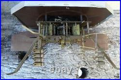 Carillon VEDETTE 8 tiges 8 marteaux Westminster n° 37