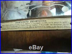 Carillon Vedette n°37 -8 tiges- silence nuit Westminter Spécial (rare). No odo