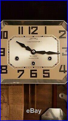 Carillon Westminster 8 marteaux et 8 tiges avec mélodie