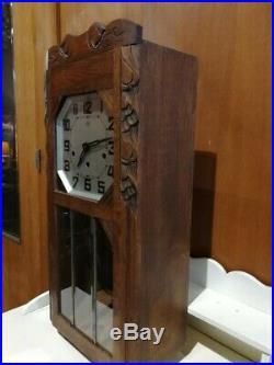 Carillon Westminster Odo N°36 8 Tiges / 8 Marteaux Art Déco