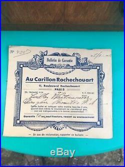 Carillon véritable WESTMINSTER en Noyer début XXe Époque Art Déco