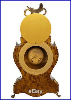 Cartel de Style Louis XV Hour Lavigne Horloge Mécanique XXe Pendule vers 1990