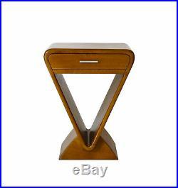 Chevet Style Art Deco Modele Icone Anne De Bejarry Bois Massif