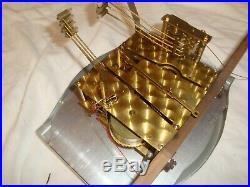Elégant carillon Romanet Morbier (ODO) WESTMINSTER en bon état et qui fonctionne