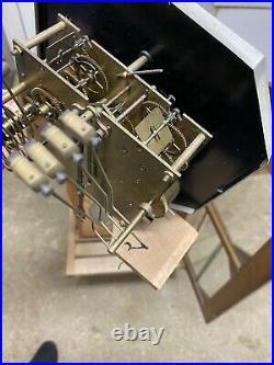Grand Carillon ODO N°36, 8 marteaux 8 tiges, Art-Déco