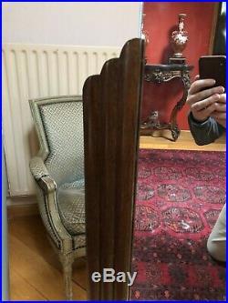 Grand miroir psyché époque 1930 Art Déco