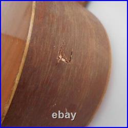 Guitare classique SEGOVIA instrument à cordes bois métal art déco SPAIN N4112