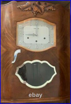 Horloge pendule carillon Vedette