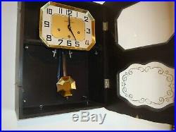 Joli carillon ODO 24 et WESTMINSTER en très bon état et qui fonctionne