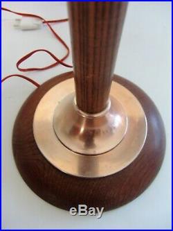 Lampe Mazda Art Deco