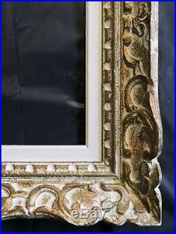 MAGNIFIQUE CADRE 80 x 40 cm ANNEES 1950 MONTPARNASSE ART DECO frame Ref 64
