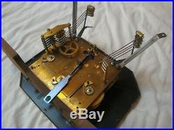 Magnifique carillon (style ODO) 8 tiges 8 marteaux WESTMINSTER en Très bon état
