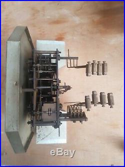 Mecanisme Carillon ODO n°36 8 tiges 8 marteaux