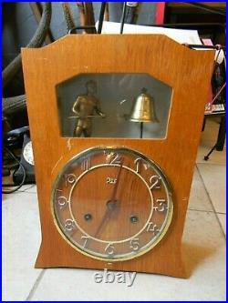 Odo Jacquemart Carillon Cloche