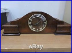 Pendule Horloge En Bois A Poser Carillon Art Deco A Identifier Odo Jaz