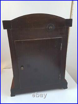 Pendule carillon à 7 marteaux Junghans Wurttember Westminster Chimes