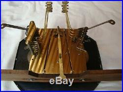 RARE Carillon BC Paris en bon état et qui fonctionne. 8 tiges identique ODO