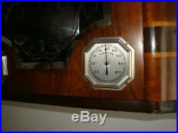 RARE élégant carillon 8 tiges WESTMINSTER en bon état qui fonctionne. Style ODO